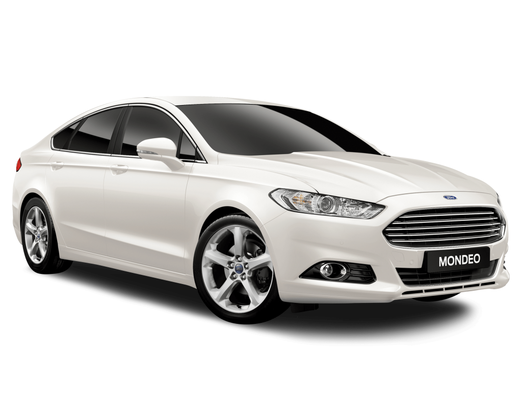 Brand new Ford Mondeo